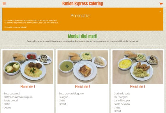 Fanion Express Catering