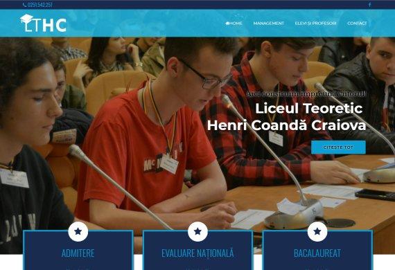 Liceul Teoretic Henri Coandă